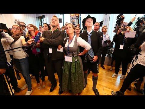 «Χαστούκι» για τη Μέρκελ οι εκλογές στη Βαυαρία
