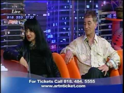Mer Show - Leyla Tadevosyan & Ashot Edigaryan (видео)