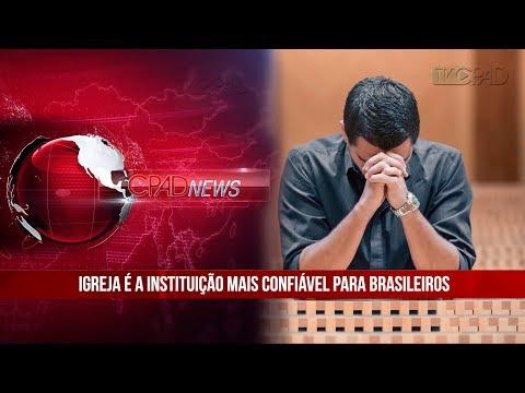 Boletim Semanal de Notícias CPAD News 122