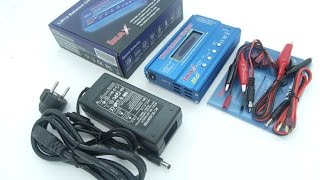 Video Unboxing y review - Imax B6 - Cargador de baterias - Español [HD] MP3, 3GP, MP4, WEBM, AVI, FLV September 2019