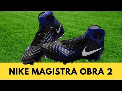 Nike Magista Obra 2 (Dark Lightning Pack)