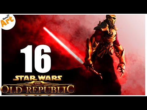 Прохождение Star Wars The old Republic - Sith Warrior - 16