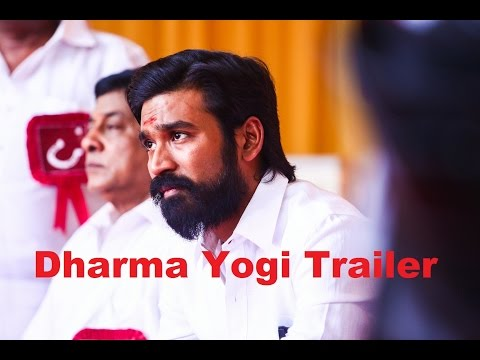 Dharma Yogi Movie Trailer - Dhanush,Trisha, Anupama