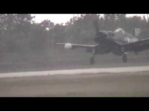 Chance Vought F4U Corsair at Wings...