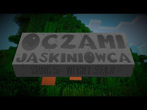 Oczami jaskiniowca - Węgiel Stajl lyrics