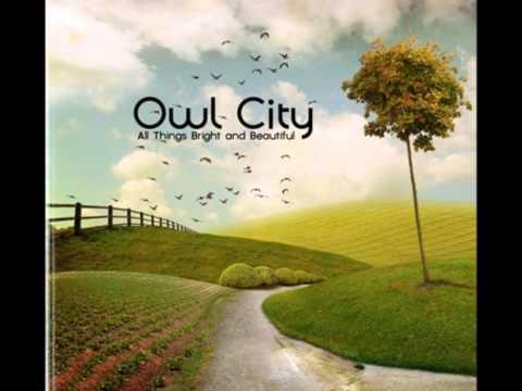 Tekst piosenki Owl City - Galaxies po polsku