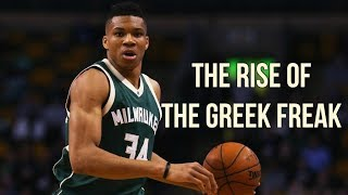 Giannis Antetokounmpo - The Rise Of The Greek Freak [Ultimate Highlight]