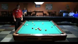 Sylver Ochoa Vs. Scott Frost - 1-Pocket - California Billiards