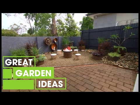 Budget Garden Makeover | Gardening | Great Home Ideas