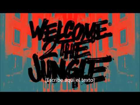 Danno, Morbo, Keso e Mouri. Beatbox Alien Dee. Welcome 2 The Jungle Freestyle. (видео)