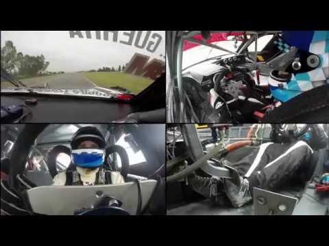 Presentación del Top Race en Río Cuarto