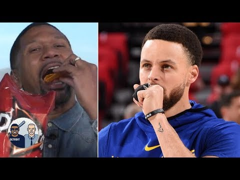 Jalen Rose's Game 3 predictions: Steph steps up, Raptors change up defense | Jalen & Jacoby