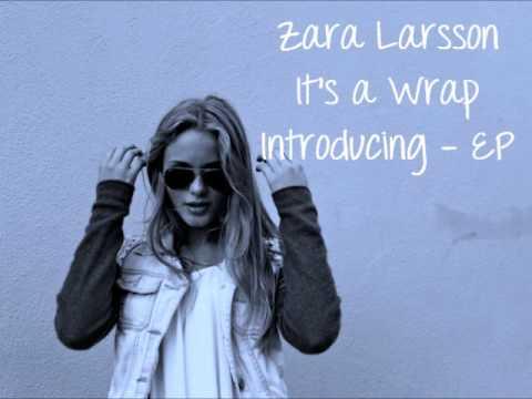 Tekst piosenki Zara Larsson - It's a Wrap po polsku