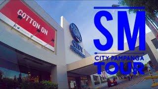 San Fernando (Pampanga) Philippines  city images : SM City Pampanga Walking Tour Overview San Fernando by HourPhilippines.com