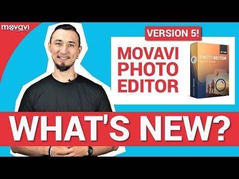 What's new in Movavi Photo Editor 5