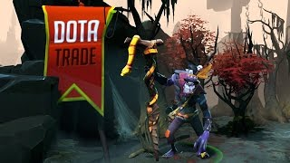 Originally comes in joinDOTA MLG Pro League Season 2 Bundle.http://dota-trade.com - all about trade in Dota 2, items, sets, screenshots, videos and moreFacebook: http://facebook.com/dotatradeTwitter: http://twitter.com/dota_tradeVkontakte: http://vk.com/dota_tradeYouTube: http://youtube.com/dota2itemstradeSteam: http://steamcommunity.com/groups/dotatradecom