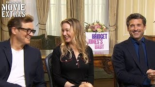 Nonton Bridget Jones s Baby (2016) - Renée Zellweger, Patrick Dempsey & Colin Firth talk about the movie Film Subtitle Indonesia Streaming Movie Download