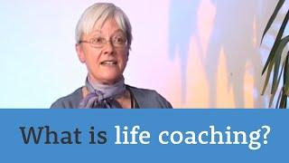 Understanding approaches: life coaching