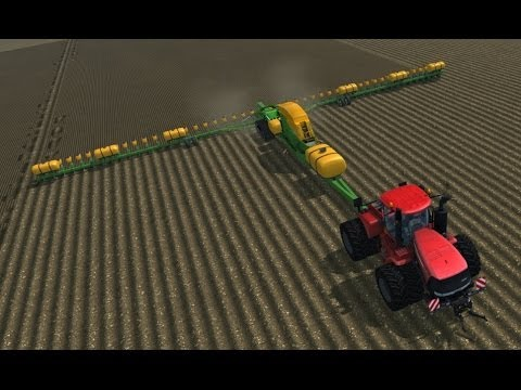 Amazone 48row V3 tracks URF