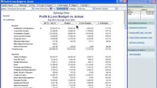 QuickBooks Made Easy for Non-Profits - Demo full download video download mp3 download music download