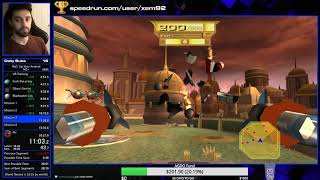 Video [World Record] Ratchet and Clank: Up Your Arsenal NG+ Speedrun in 29:23 MP3, 3GP, MP4, WEBM, AVI, FLV Desember 2018