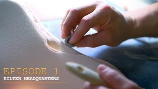 The Shaping Series - Kilter - Episode 1 by Eric Karlsson Bouldering