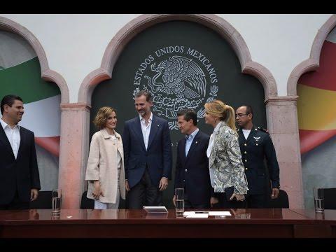 Rey dice hasta siempre México