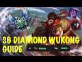 WUKONG DIAMOND TOP LANE GUIDE | Patch 619 | - AK47