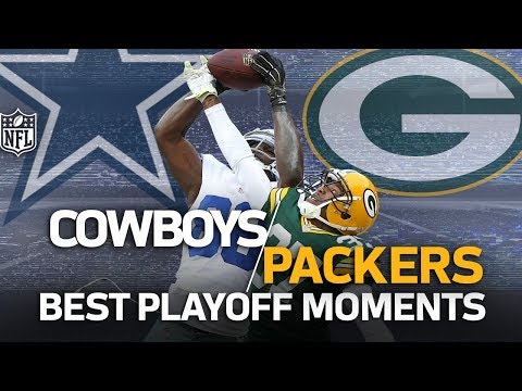 Video: Cowboys vs. Packers: Biggest Moments from Every Playoff Game | NFL Highlights
