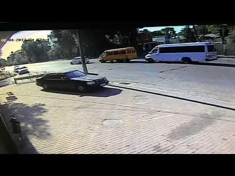 Авария в Пятгорске