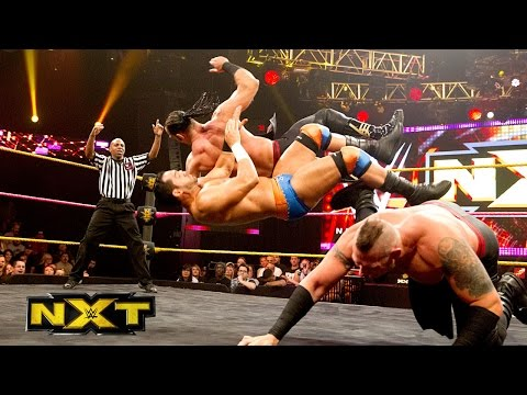 Jason - The Ascension step into the ring with Jason Jordan & Tye Dillinger and then get an unexpected surprise. See FULL episodes of WWE NXT on WWE NETWORK: http://bit.ly/nxtwwe Don't forget to...