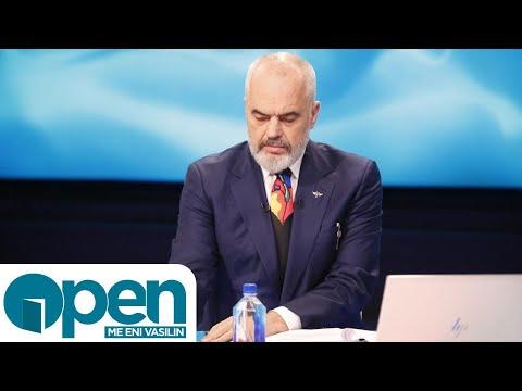 Open -'Vaksina, marrëdhëniet me Greqinë e Turqinë, darka te Nusreti', Edi Rama përballë gazetarëve