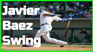 Javier Baez | Swing Like the Greats