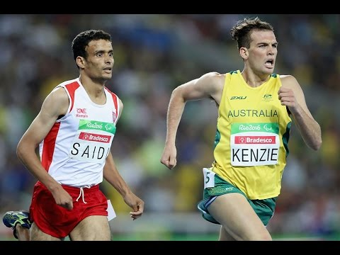 Athletics | Men's 1500m - T38 Final  | Rio 2016 Paralympic Games