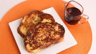 Homemade French Toast Recipe - Laura Vitale - Laura in the Kitchen Ep 541