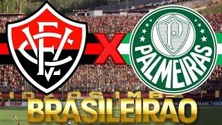 Melhores momentos e gols do jogo Vitória 1 x 2 Palmeiras (11/12/2016) Campeonato Brasileiro 2016 - 38° Rodada. O Vitória só...