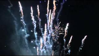 Feuerwerk Explosiv Beispiel 1