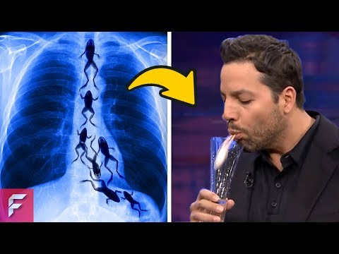 DAVID BLAINE'S TOP 7 MAGIC TRICKS FINALLY REVEALED