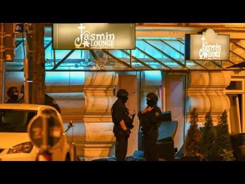 Randale und Schüsse vor Shisha-Bar im Zentrum Magdebur ...