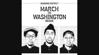 Diamond District - Ain't Over (Black Milk Remix)