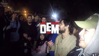Beatbox Chilehttps://www.facebook.com/BeatboxChile/» ¡No Olvides Suscribirte!» PROXIMOS EVENTOS DEM BATTLEShttps://www.facebook.com/dembattlescl/events/Redes Sociales DEM» http://www.instagram.com/dembattles» https://www.facebook.com/dembattlesclRedes Sociales Don Rapeador» http://www.instagram.com/donrapeador» https://www.facebook.com/donrapeador» https://twitter.com/donrapeador
