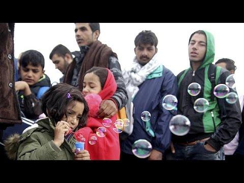 Με αμείωτο ρυθμό συνεχίζονται οι αφίξεις μεταναστών και προσφύγων