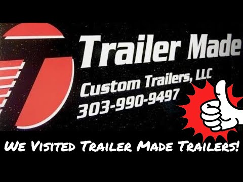 Trailer Made Trailers - The BEST Tiny House Trailers Available!
