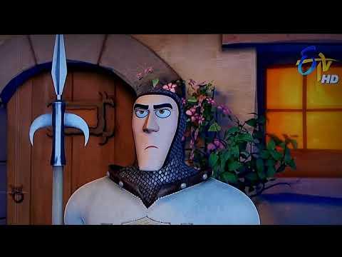 Robin hood cartoon in telugu episode 8
