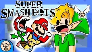 My Experience With Smash Bros (Parody)