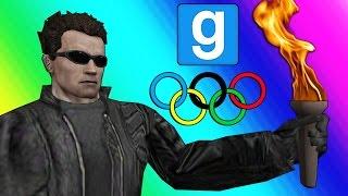 Gmod 2016 Olympics! (Garry's Mod Sandbox Funny Moments)