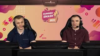 (RU) UCC Summer Smash | x-kom vs Vega Squadron | map 1 | by  @Zloba13 & @AlexeyDeq