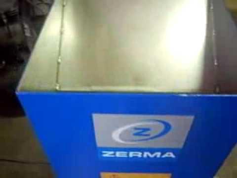 Zerma GSL Slow-speed Granulators