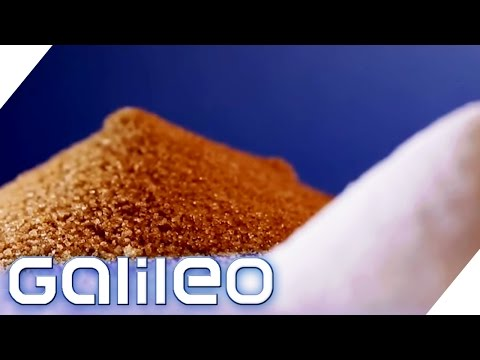 So entsteht der Würfelzucker   Galileo Lunch Break
