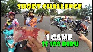 Video Cara Bikin Semangat Anak Freestyle - 1 Game 100 Ribu (Challenge) MP3, 3GP, MP4, WEBM, AVI, FLV Juni 2019